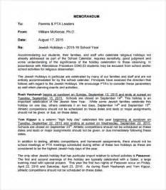 Memo Format Hr Sle Memo 7 Documents In Pdf