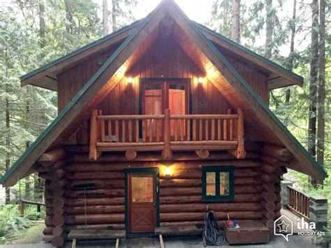 chalet for rent in a housing estate in glacier iha 12060