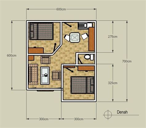 buat pasangan muda   berjuang  desain rumah minimalis  kamar  wajib disimpan