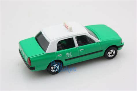 Takara Tomy Taxi Set Toyota Crown Taksi Tomica takara tomica tomy toyota crown comfort hong kong nt taxi