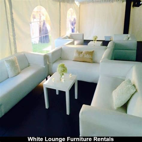 couches for rent white leather couch rentals in miami