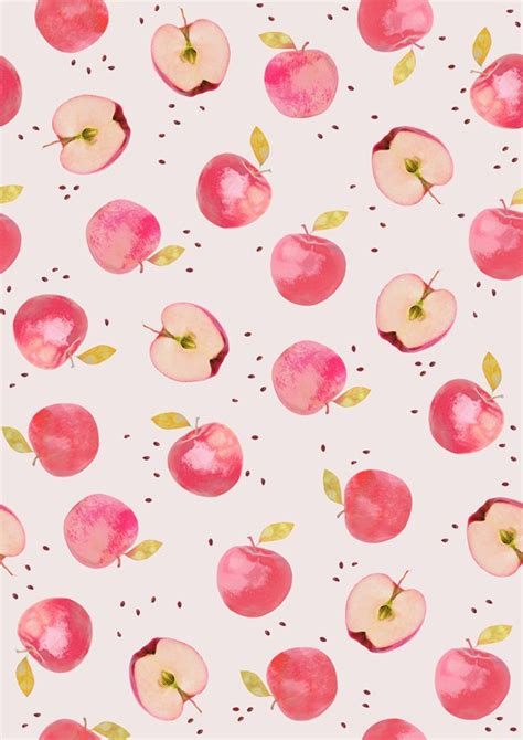 pattern apple background best 25 apple illustration ideas on pinterest fruit