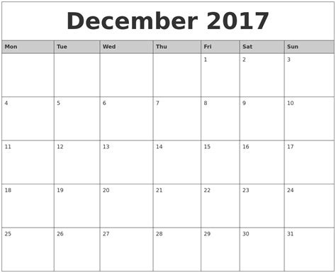 printable calendar december 2017 with holidays december 2017 printable calendar template holidays excel