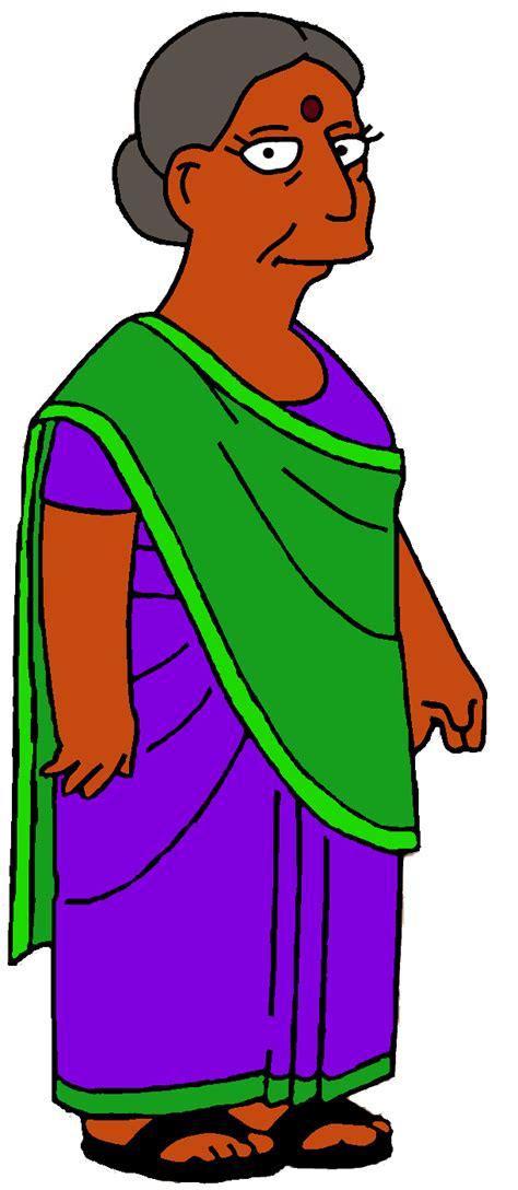 M S University by Apu S Mother Simpsons Wiki Fandom Powered By Wikia