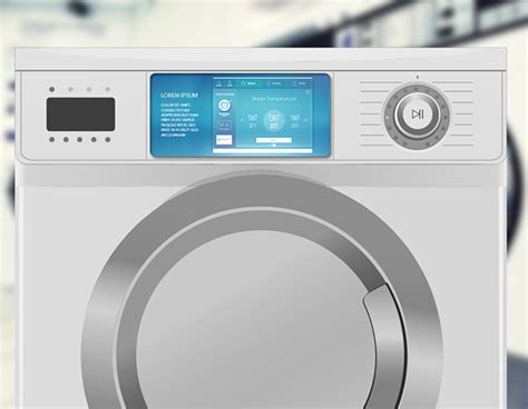 design app machine laundry ios app washer touch screen ui on app design served