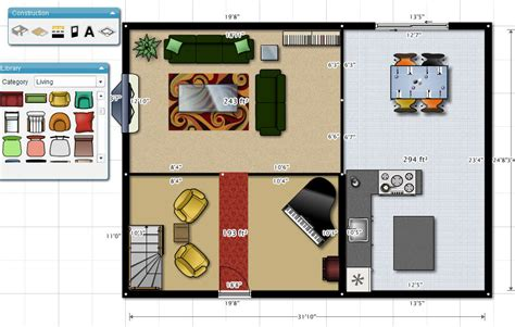 floor planner creator cybernotes create a floorplan with floorplanner