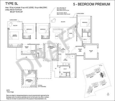 terminal 5 floor plan grandeur park residences tanah merah condo price floor plan