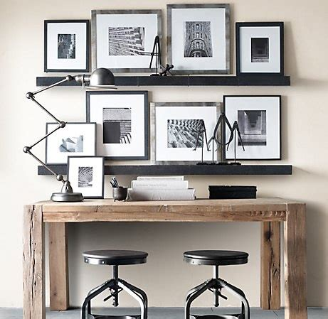 restoration hardware office inspiration for designing a