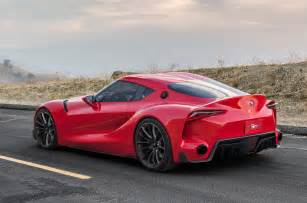 2016 bmw z4 sportscar concept rear view