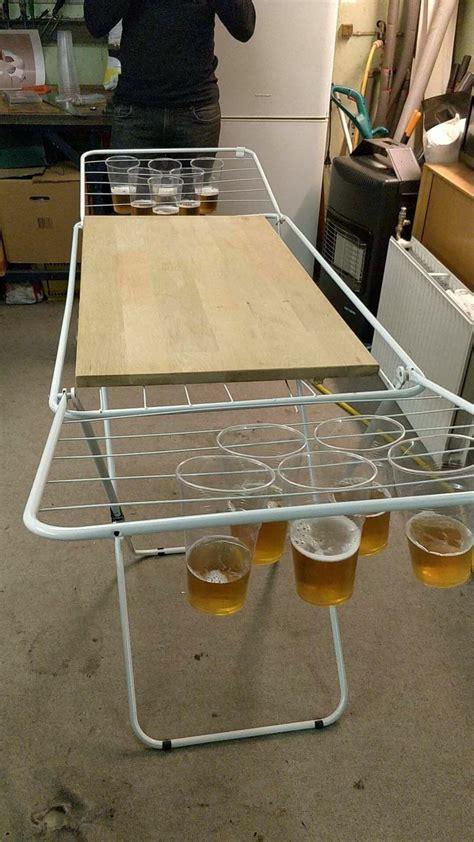 Foldable Beerpong Lifehacks