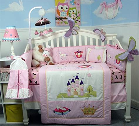 Princess Nursery Bedding Sets Disney Princess Crib Bedding