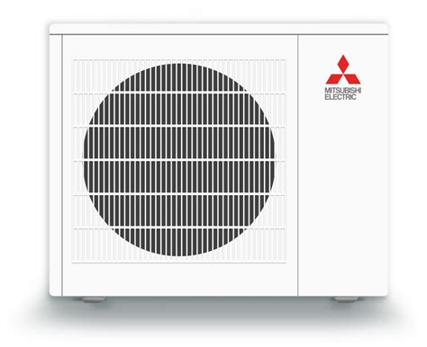 Single Zone Cooling And Heating Outdoor Units Mitsubishi
