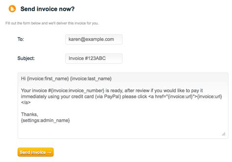 Letter Invoice Not Paid Invoicing Pancake App
