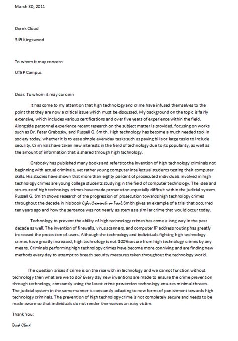 persuasive business letter template a persuasive essay on global warming