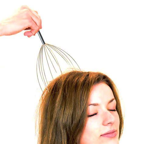 massaggio testa massaggiatore testa beautyfox