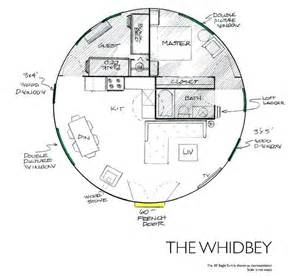 Pacific Yurt Floor Plans Yurt Floor Plans The Whidbey Cabin Pinterest