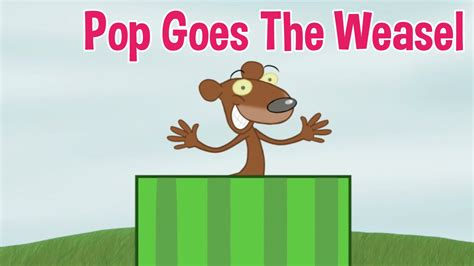 pop goes the weasel 0747220247 pop goes the weasel nursery rhyme by oxbridge baby youtube