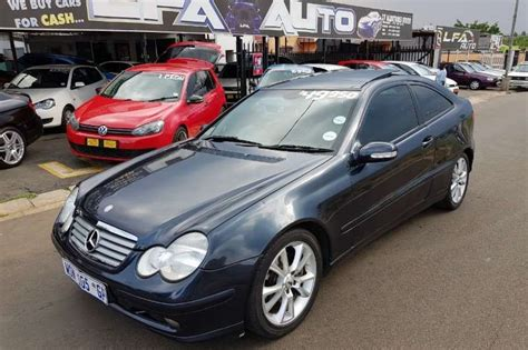 how to fix cars 2003 mercedes benz c class electronic throttle control 2003 mercedes benz c class c230 coupe cars for sale in gauteng r 49 950 on auto mart