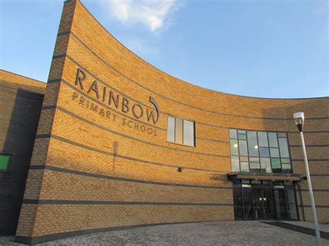 rainbow free school halliday clark bradford architects