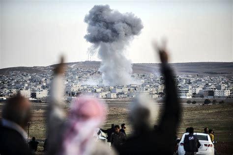 bombardamenti a tappeto attacco al confine con la siria la turchia