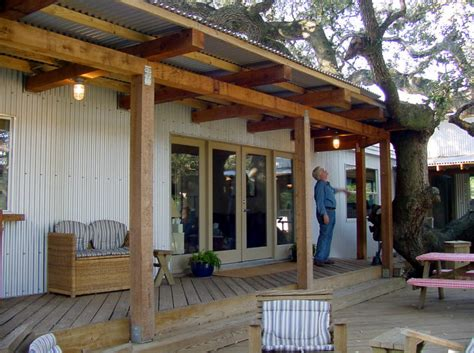 single wide trailer remodel porch i all the