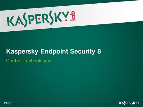 reset password kaspersky endpoint security 8 kaspersky endpoint security and control english