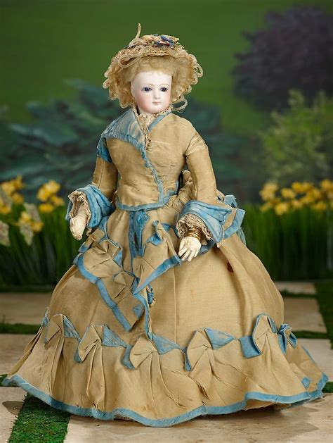 very beautiful in french i only wanted to wonder 27 very beautiful french bisque poupee with cobalt eyes and gorgeous