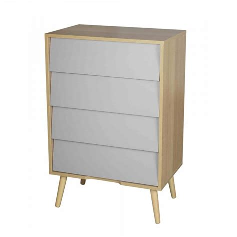 Commode Gris by Commode Noely Gris Meuble De Chambre Eminza