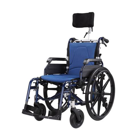 recline wheelchair manual wheelchair mw 190 manual recline backrest