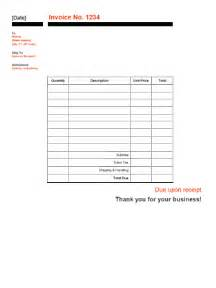 black invoice template business invoice and black design office templates