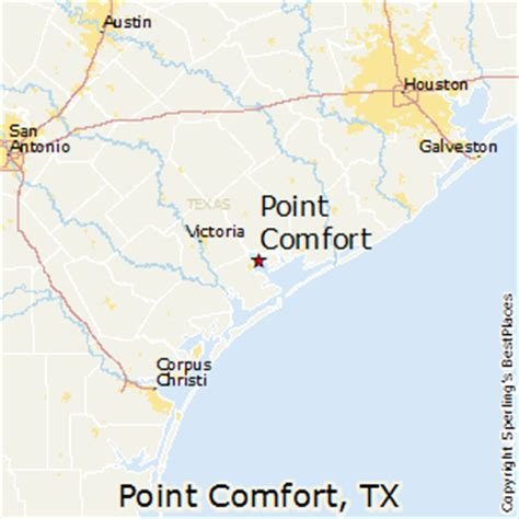 comfort tx zip code best places to live in point comfort texas