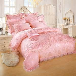 Washable Silk Duvet Cover Romantic Bedding Sets Webnuggetz Com