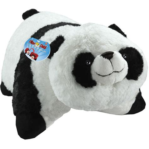 Pillow Pets by As Seen On Tv Pillow Pet Comfy Panda Walmart