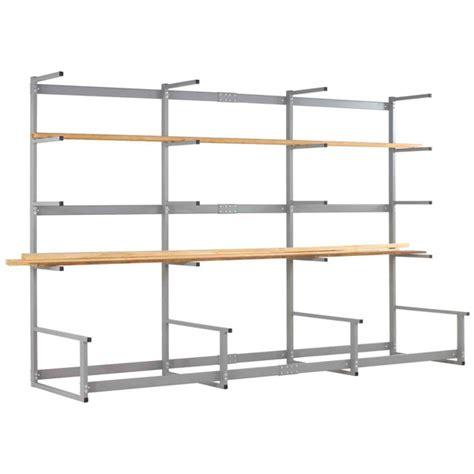 shain lr 12m metal lumber rack schoolsin