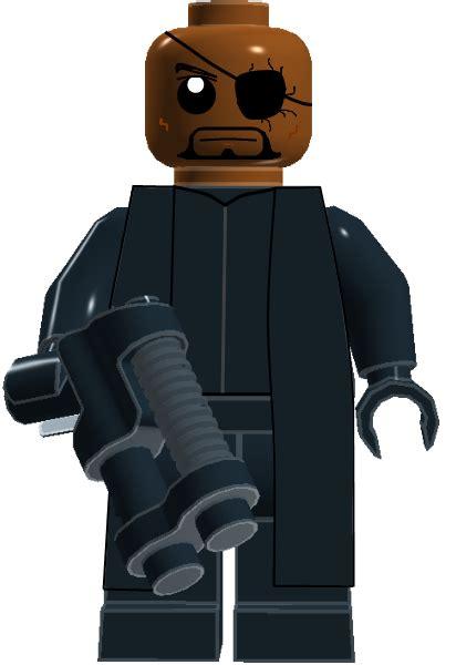 Lego Kw Lebq Nick Fury image customnickfurycm4s png brickipedia fandom
