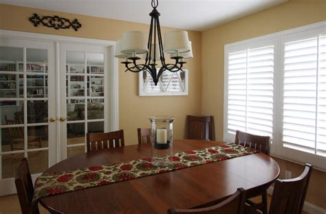 warm dining room traditional dining room los angeles by marcella zita