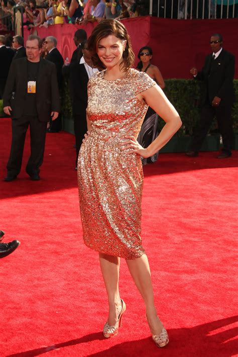 Pictures From The 61st Emmy Awards by Jeanne Tripplehorn Photos Photos 61st Annual Primetime