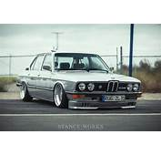 Ron Perrys Air Lift Performance Equipped 1980 BMW E12 535i