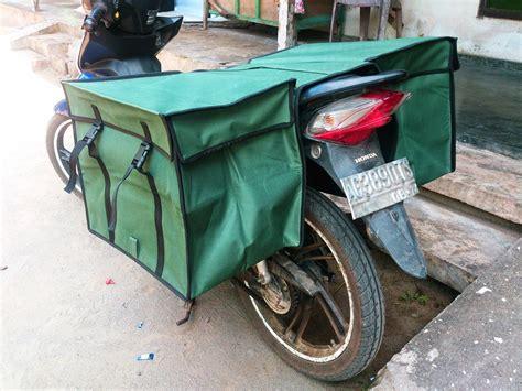 Tas Motor Makassar jual tas motor tas pos tas obrok tas sales laundry