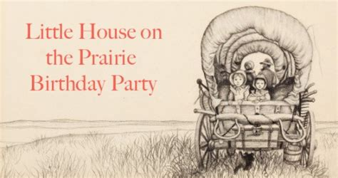 themes in little house on the prairie book party themes little house on the prairie