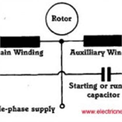 capacitor breaker sizing single phase capacitor sizing electrical engineering centre