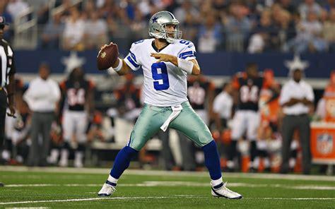 And Tony Romo by No 3 Tony Romo Qb Dallas Cowboys Midseason Roster