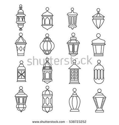 islamic lantern stock images royalty free images