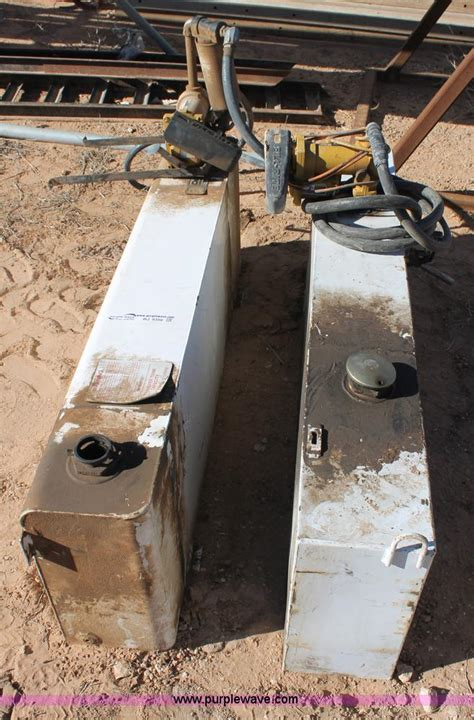 diesel tank for truck bed jw powerline inventory reduction auction in midland texas