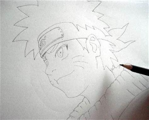 Tempat Pensil Pencil Anime Shippuden Uzumaki pencil drawing by volvoab