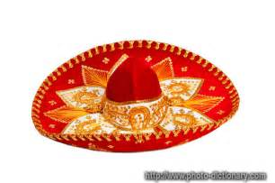 sombrero photo picture definition at photo dictionary