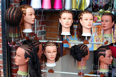hairstyles 2012 on mannequin hairstyles on mannequins photograph by susan stevenson