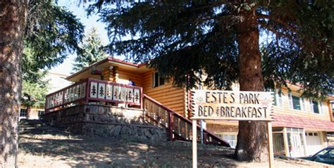 Welcome To Estes Park Bed And Breakfast