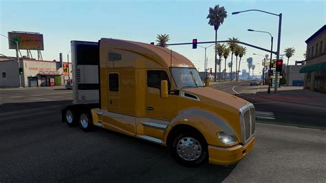 Kenworth T680 Truck For American Truck Simulator