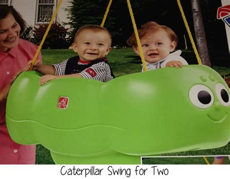 twin baby swing sets alternatives to discontinued cer and swing for two